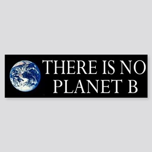 Ecology Bumper Sticker